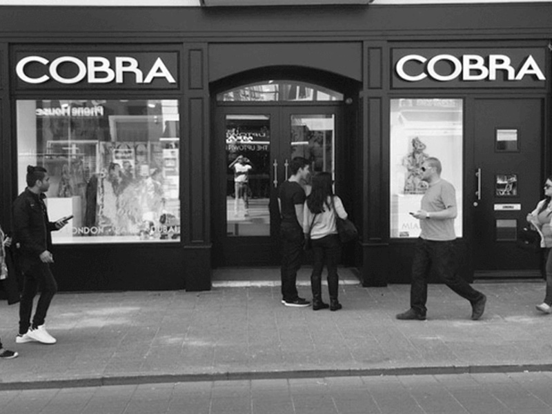 Cobra art bedrijf