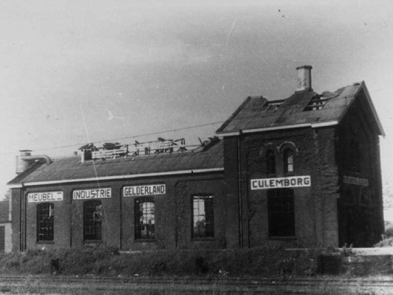 Gelderland fabriek