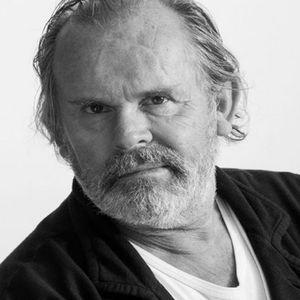 Label designer Gerard van den Berg